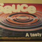 Sauce - A Tasty Mix audio cassette sampler, factory sealed, never opened! 6 songs