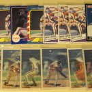 59 Dwight Gooden baseball cards, Donruss, Fleer, Topps, Score, Sportsflics, NM/M