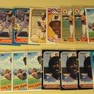 31 Eddie Murray baseball cards, Donruss, Fleer, Topps, Upper Deck, Score, NM/M