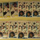 10 Jim Rice baseball cards, Topps, Donruss, NM/M, Boston Red Sox