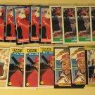 59 Ozzie Smith baseball cards, Donruss, Fleer, Topps, Score, Upper Deck, NM/M