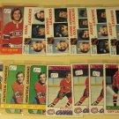 38 Guy LaFleur Hockey cards, Topps, various years