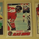 3 Stan Mikita Hockey cards, Topps, various years