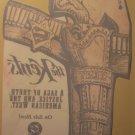 "DC Comics The Kents unused window sticker decal, 8.5"" x 11"", Clark Kent, western, Superman"
