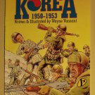 The War In Korea 1950 - 1953 comic book - Heritage Collection, Korean war