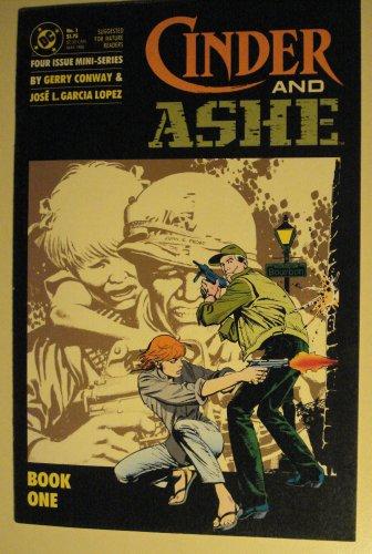 DC Comics Cinder & Ashe #1 comic book 1988 NM