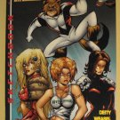 Hyperwerks Sketchbook '99 promo promotional preview comic book