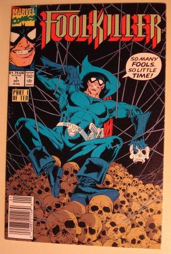 Foolkiller #1 - Marvel Comics 1990