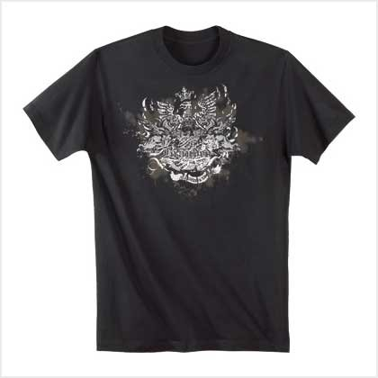 BRANDED LIONS T-SHIRT - XLarge