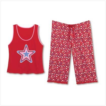 SUPER STAR PJ SET - LARGE