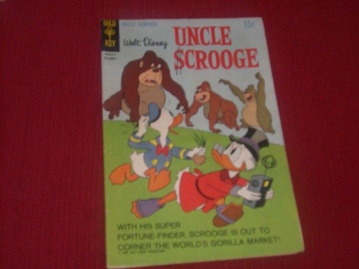 Walt Disney Uncle Scrooge #78