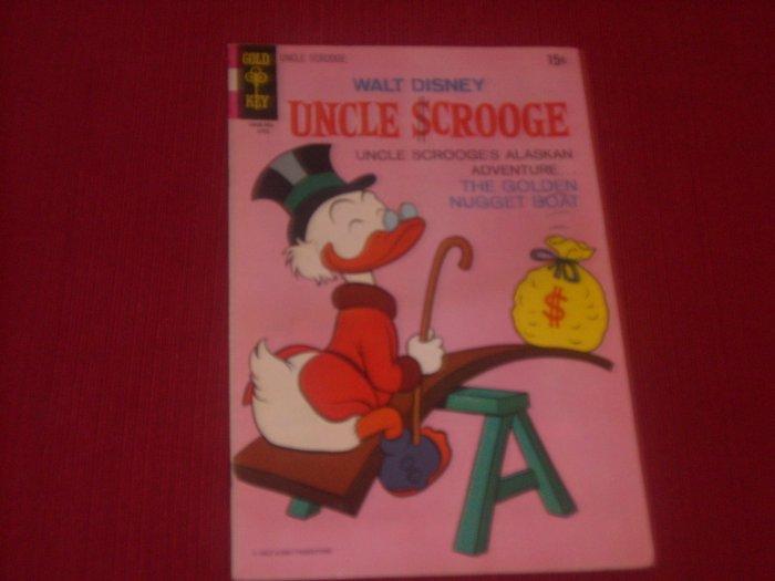 Walt Disney Uncle Scrooge #86