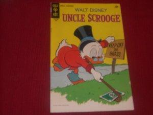 Walt Disney Uncle Scrooge #87