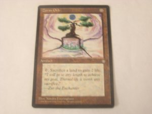 Magic The Gathering - Zuran Orb