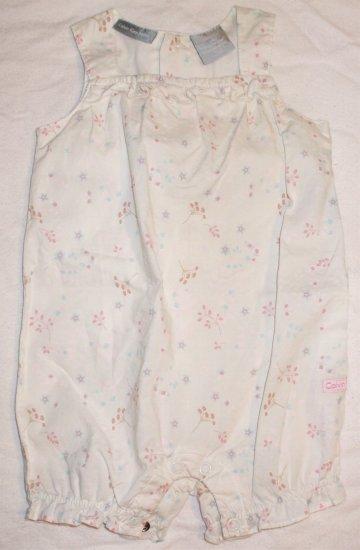 Calvin Klein one piece outfit 3 months shirt bodysuit   001123