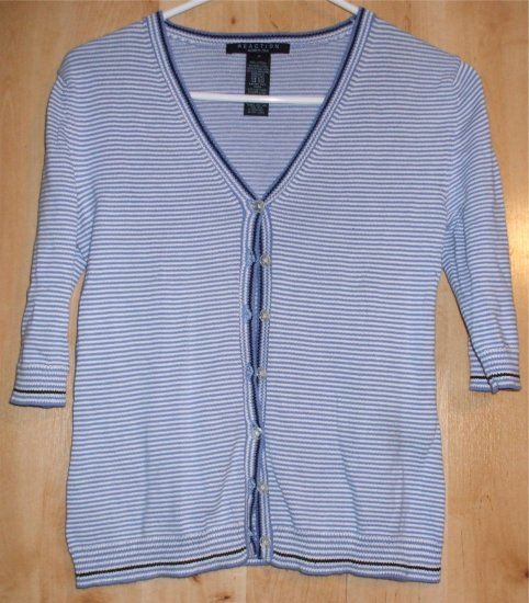 REACTION Kenneth Cole shirt sz Small womens   001176