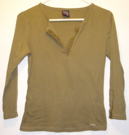 Nautica shirt sz Medium     00001