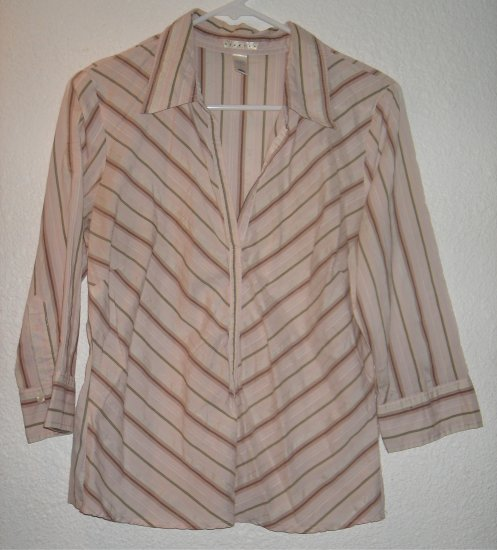 Old Navy shirt sz Large stretch 00044