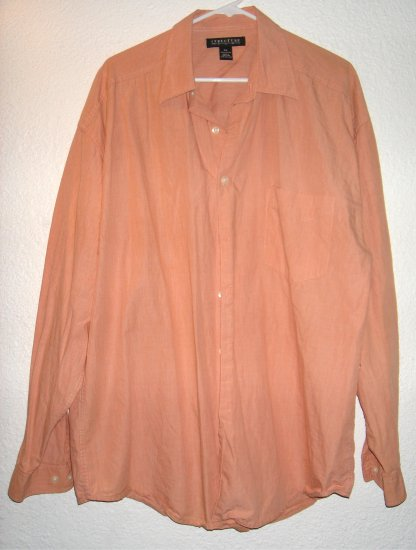 Structure button front shirt sz XL 00075