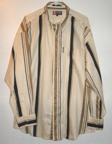 CHAPS Ralph Lauren shirt sz XL 00082