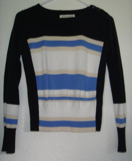 Jones Wear Sport sweater shirt sz Small 00139