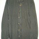 Cherokee button front shirt sz XL 00217