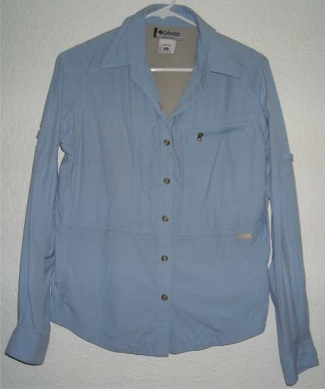 Columbia shirt sz Medium 00232
