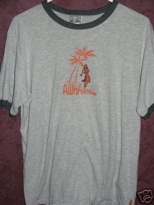 Quiksilver t shirt sz Large 00323