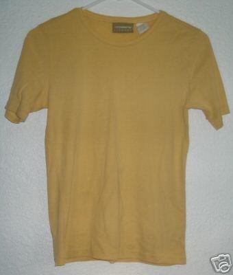 Liz Claiborne shirt womens sz Small 00336