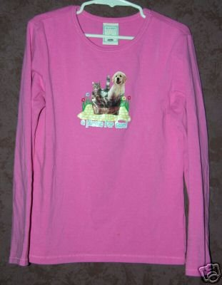 Old Navy shirt girls size Medium 00377