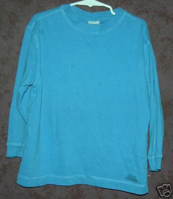 Old Navy shirt boys sz XS 00396