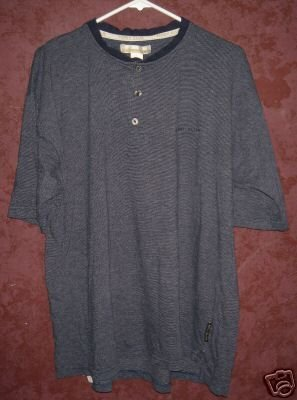Perry Ellis shirt sz Large 00424