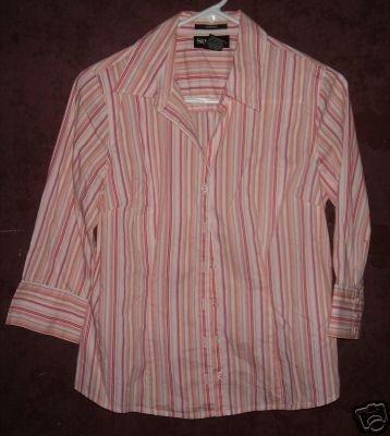 Style & Co shirt sz 6 nr womens 00504