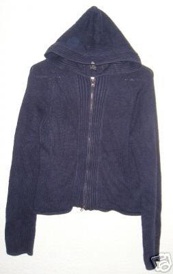 American Eagle sweater cardigan hoodie sz Medium 00521