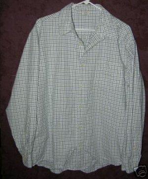Old Navy button front shirt sz XL 00560