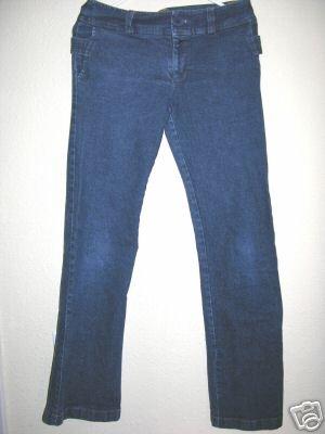 lux lux blue jeans sz 5 00582