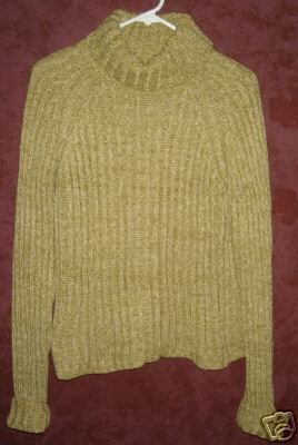 J. CREW sweater sz Medium 00588