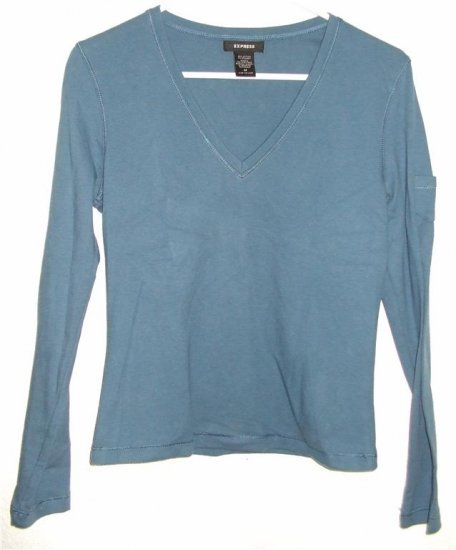 EXPRESS shirt sz Medium womens 00597