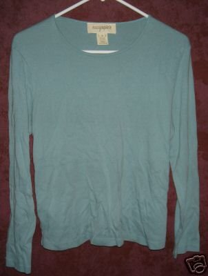 Easy spirit shirt womens sz Small 00749