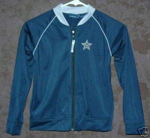 Sideout track jacket coat sz XL 7-8 00794