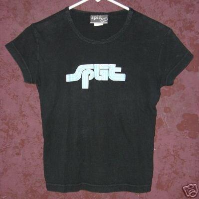 SPLIT tee shirt sz Medium 00802