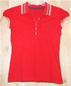 American Eagle Outfitters polo style shirt sz XSmall XS 00835