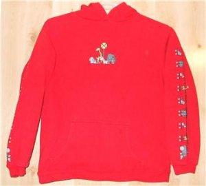 FANG Hoodie sz Medium shirt jrs sweatshirt 00840