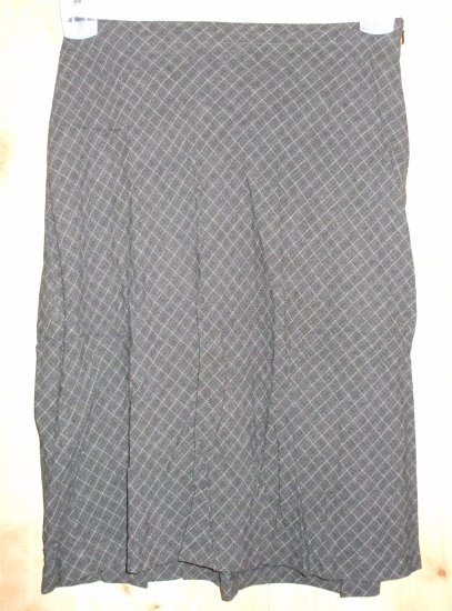 Old Navy skirt sz 6 womens misses rayon   001262