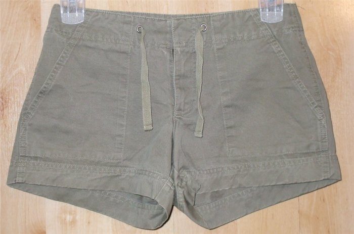 GAP Jeans shorts sz 4 womens misses    001273