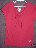 Roxy shirt sz Small juniors    001293