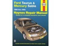 Haynes Ford Taurus & Mercury Sable 86-95 Repair Manual   001312
