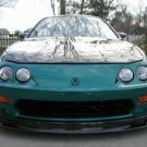 98-01 Acura Integra conversion GREEN front /rear TYPE R