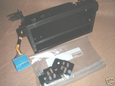 1998-2002 Honda Accord DIN Stereo install kit AND PLUG!