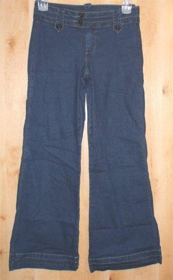 Levi's blue jeans denim sz 4 Mis M levi levis misses   001324